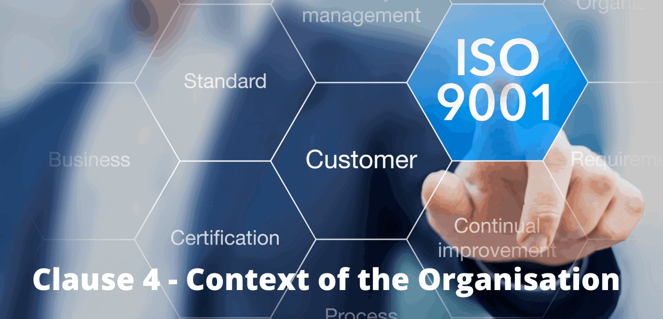 ISO 9001 Clause 4 - SRMC